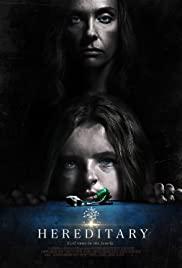 Hereditary (2018) cover