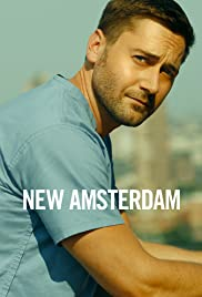 New Amsterdam (2018) cover