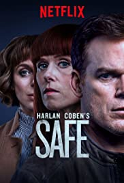 Safe (2018) cover