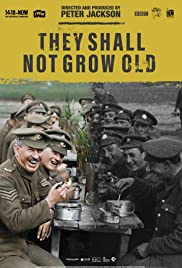 They Shall Not Grow Old (2018) cover