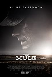 The Mule (2018) cover