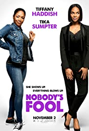 Nobody's Fool (2018) cover