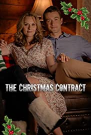 The Christmas Contract 2018 poster