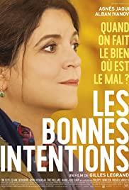 Les bonnes intentions (2018) cover