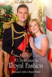 A Christmas in Royal Fashion (2018) cover