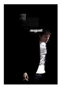 August (2008) cover