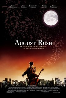 August Rush (2007) cover