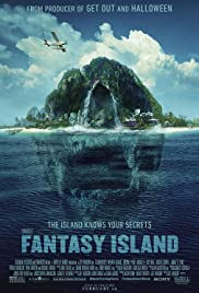 Fantasy Island (2020) cover