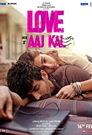 Love Aaj Kal (2020) cover