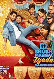 Shubh Mangal Zyada Saavdhan (2020) cover