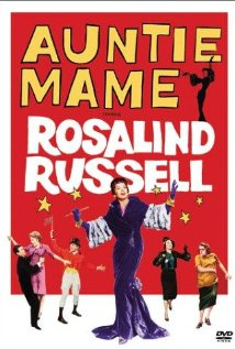 Auntie Mame 1958 poster