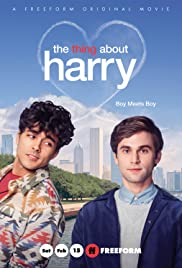 The Thing About Harry (2020) cover