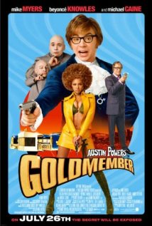 Austin Powers in Goldmember (2002) cover