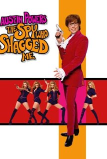 Austin Powers: The Spy Who Shagged Me 1999 poster