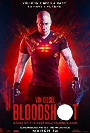 Bloodshot (2020) cover