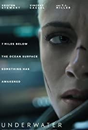 Underwater (2020) cover