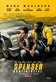 Spenser Confidential (2020) cover