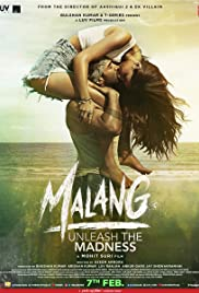 Malang - Unleash the Madness (2020) cover