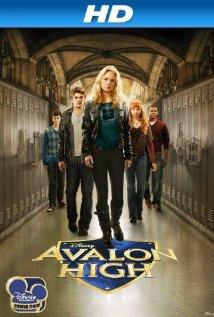 Avalon High (2010) cover