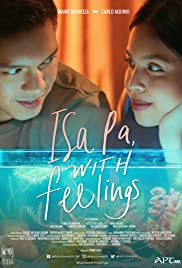 Isa pa, with feelings (2019) cover