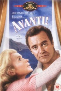 Avanti! (1972) cover