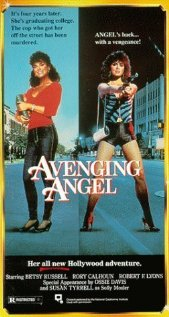 Avenging Angel (1985) cover