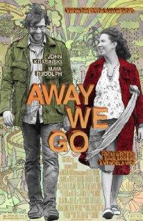 Away We Go 2009 poster
