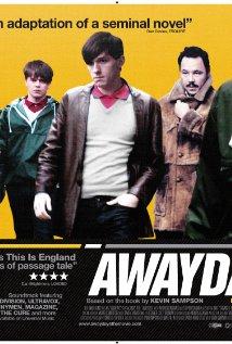 Awaydays (2009) cover