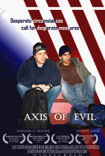 Axis of Evil (2010) cover