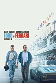 Ford v Ferrari (2019) cover