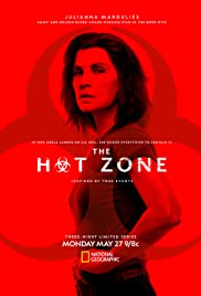 The Hot Zone (2019) cover
