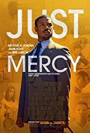 Just Mercy (2019) cover