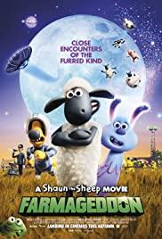 A Shaun the Sheep Movie: Farmageddon (2019) cover