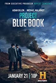 Project Blue Book (2019) cover
