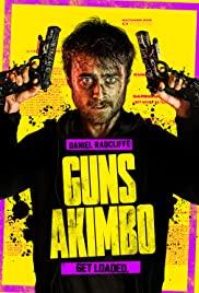 Guns Akimbo 2019 poster