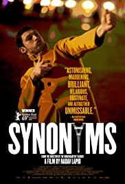 Synonymes (2019) cover