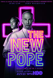 The New Pope (2019) cover