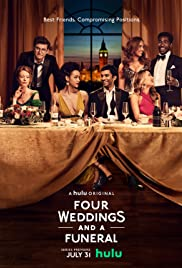 Four Weddings and a Funeral (2019) cover