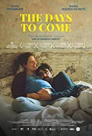 Els dies que vindran (2019) cover