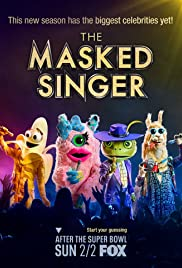 The Masked Singer (2019) cover