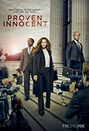 Proven Innocent (2019) cover