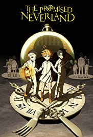 Yakusoku no Neverland (2019) cover