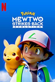 Pokémon: Mewtwo Strikes Back - Evolution (2019) cover