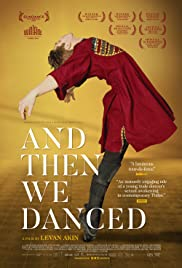 And Then We Danced 2019 poster