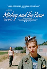 Mickey and the Bear (2019) cover
