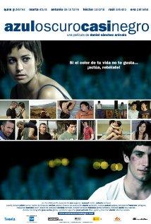 Azuloscurocasinegro (2006) cover