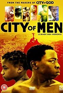 Cidade dos Homens 2002 poster