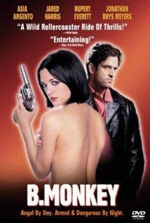 B. Monkey (1998) cover