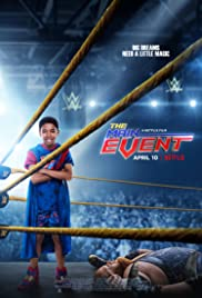 The Main Event (2020) cover