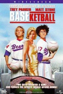 BASEketball (1998) cover